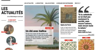 Gallica de la BNF, une vraie mine d'infos